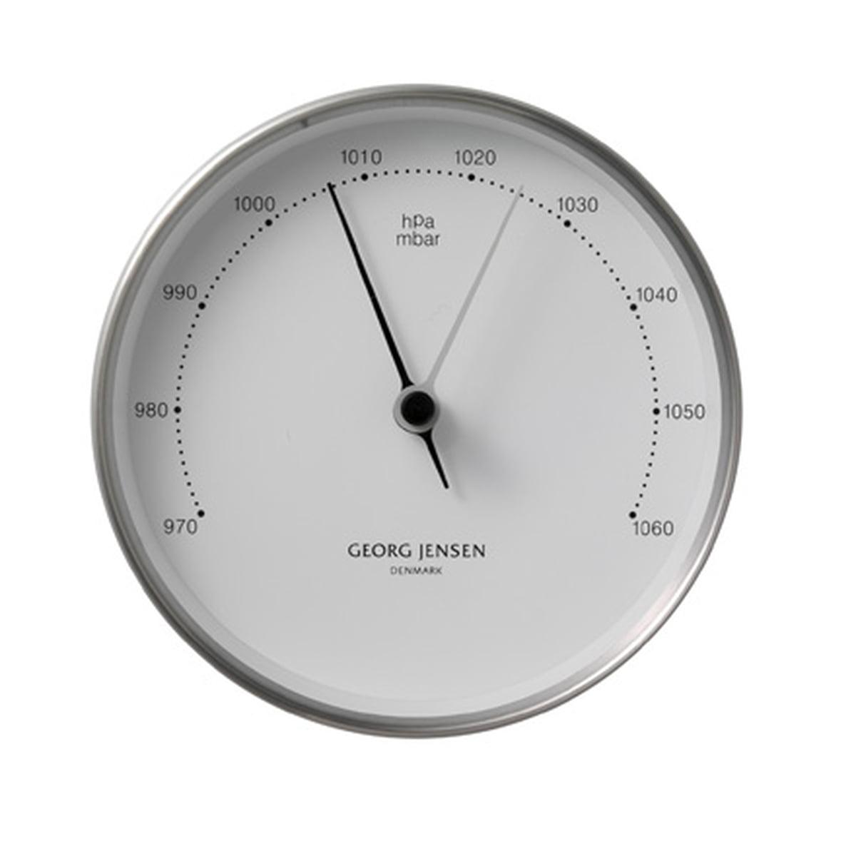the henning koppel barometer by georg jensen. Black Bedroom Furniture Sets. Home Design Ideas