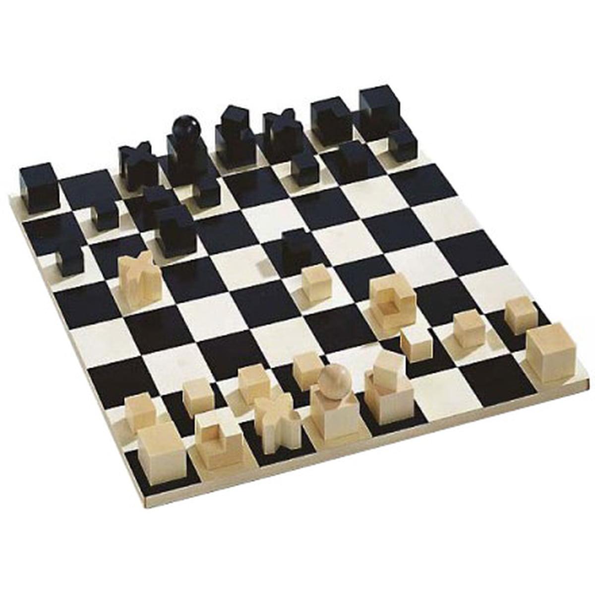 bauhaus chess set naef spiele shop. Black Bedroom Furniture Sets. Home Design Ideas