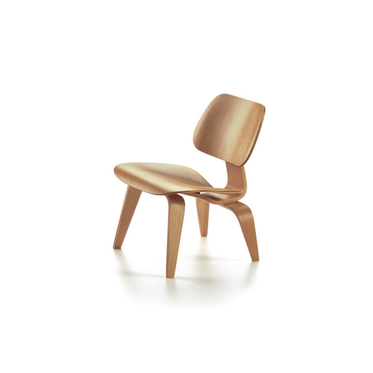 Vitra   Miniature Eames LCW Chair
