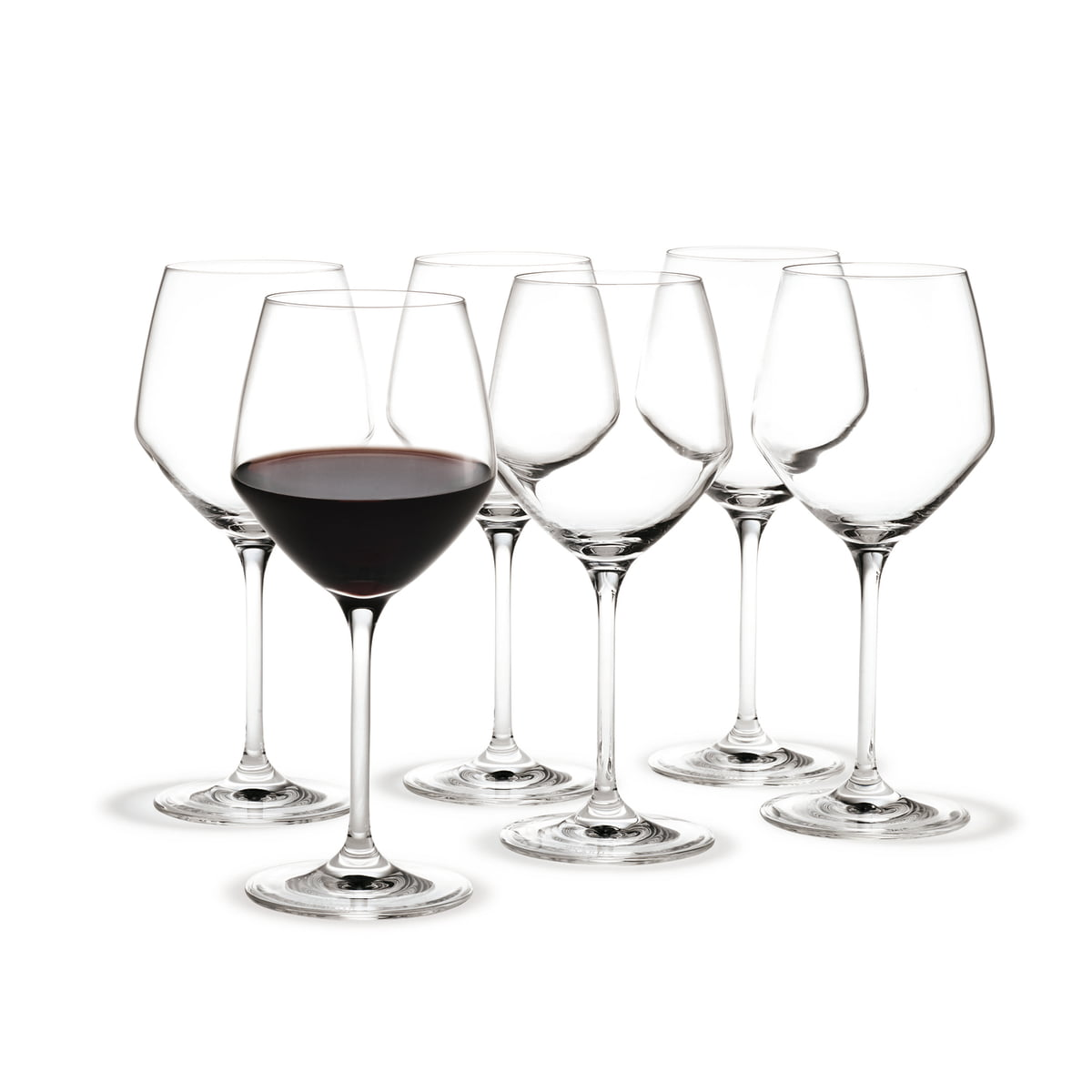 Perfection Drinking Glasses By Holmegaard: unusual drinking glasses uk