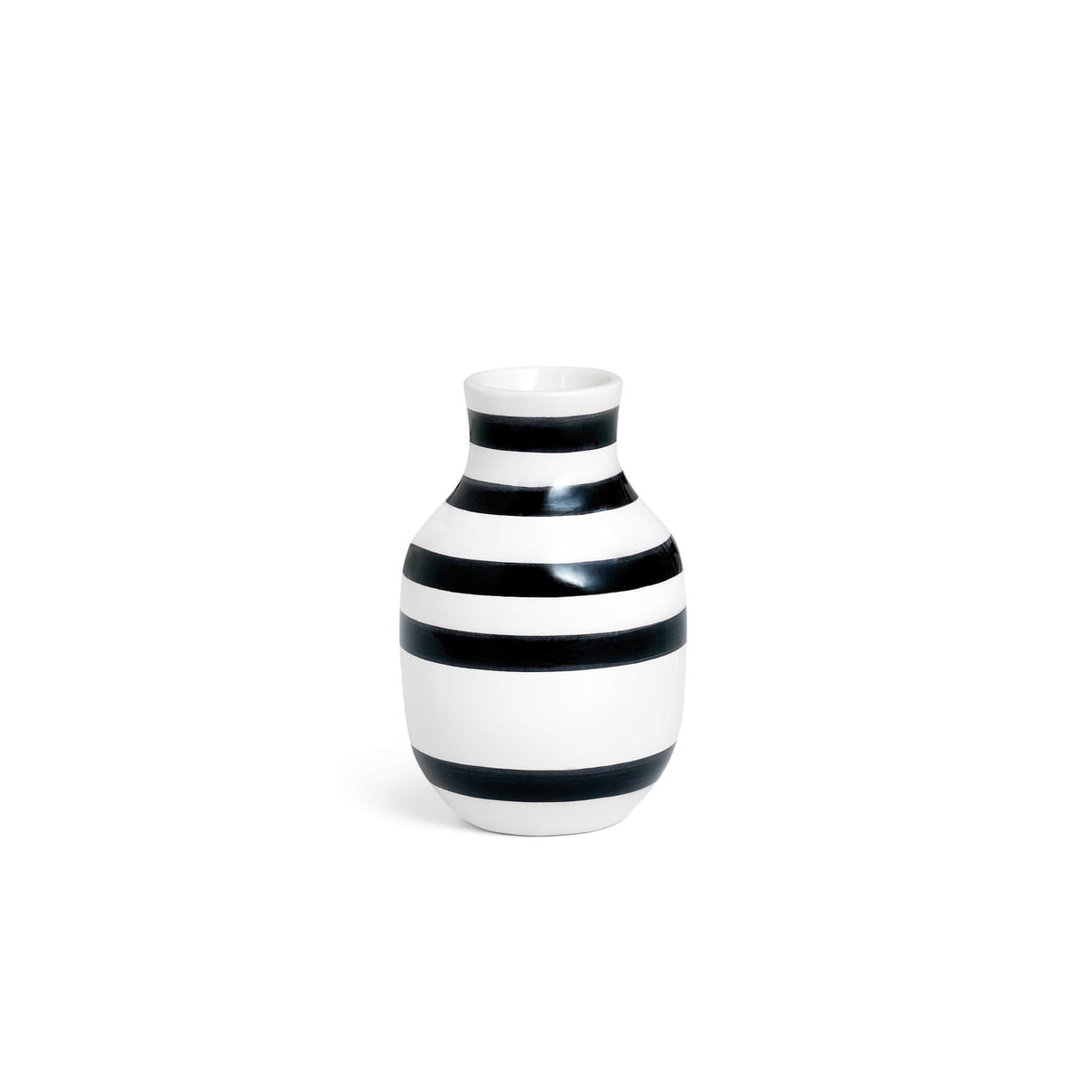 omaggio vase h 12 5 cm by k hler design. Black Bedroom Furniture Sets. Home Design Ideas