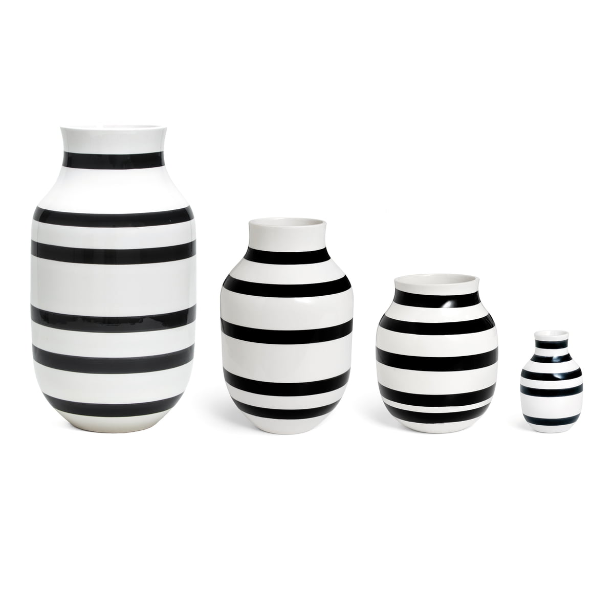 the omaggio vase by k hler design in the shop. Black Bedroom Furniture Sets. Home Design Ideas