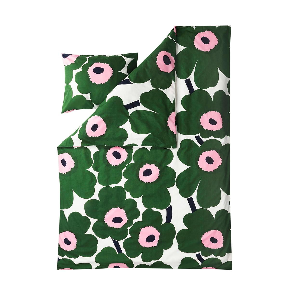Unikko Pillow Case By Marimekko In The Shop