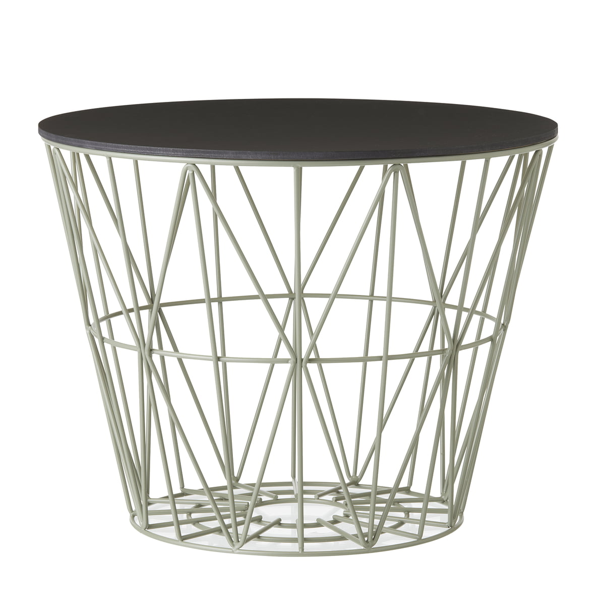 Ferm Living Wire Basket In The Design Shop