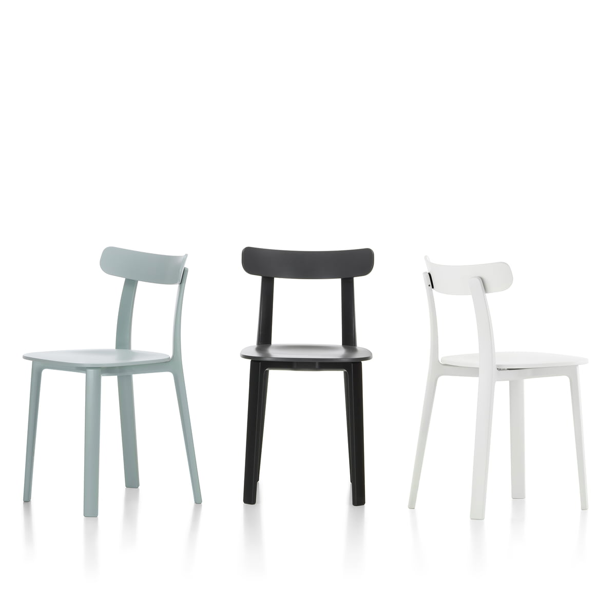 purchase the all plastic chair by vitra - the all plastic chair by vitra in various colours
