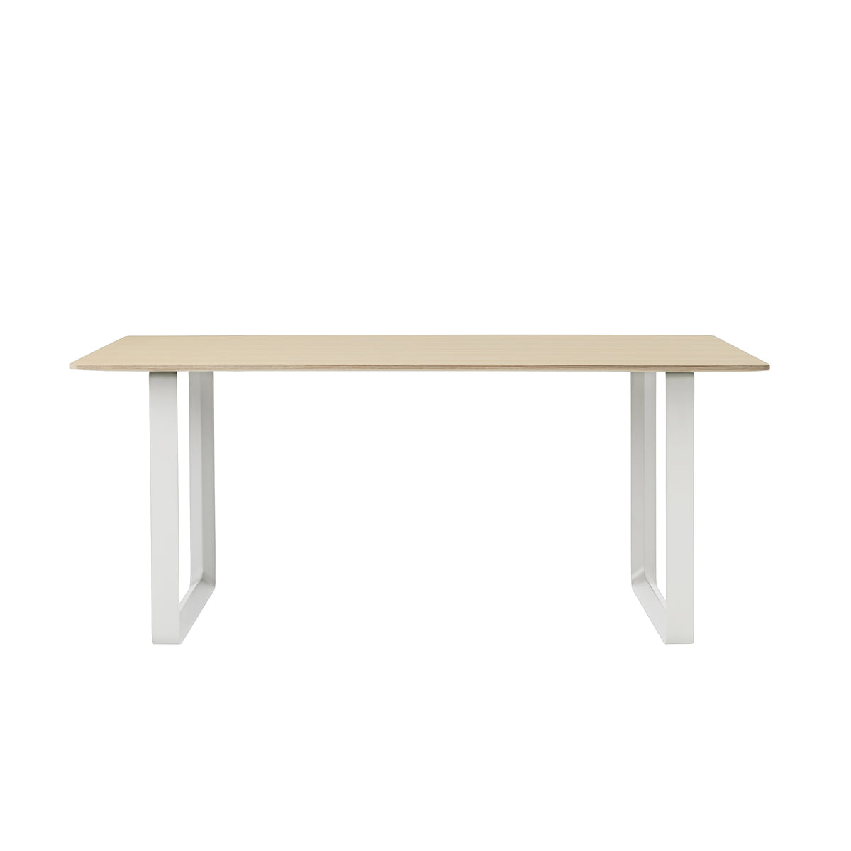 70 70 dining table 170 x 85 cm by muuto connox for 85 dining table