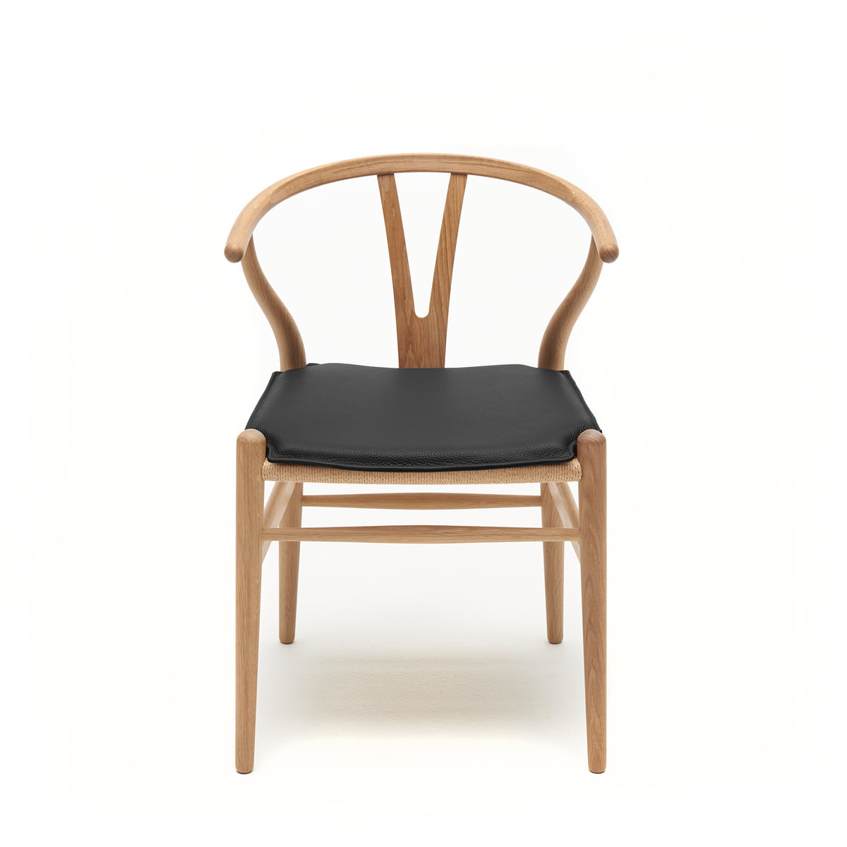 cushion CH24 Wishbone Chair by Carl Hansen