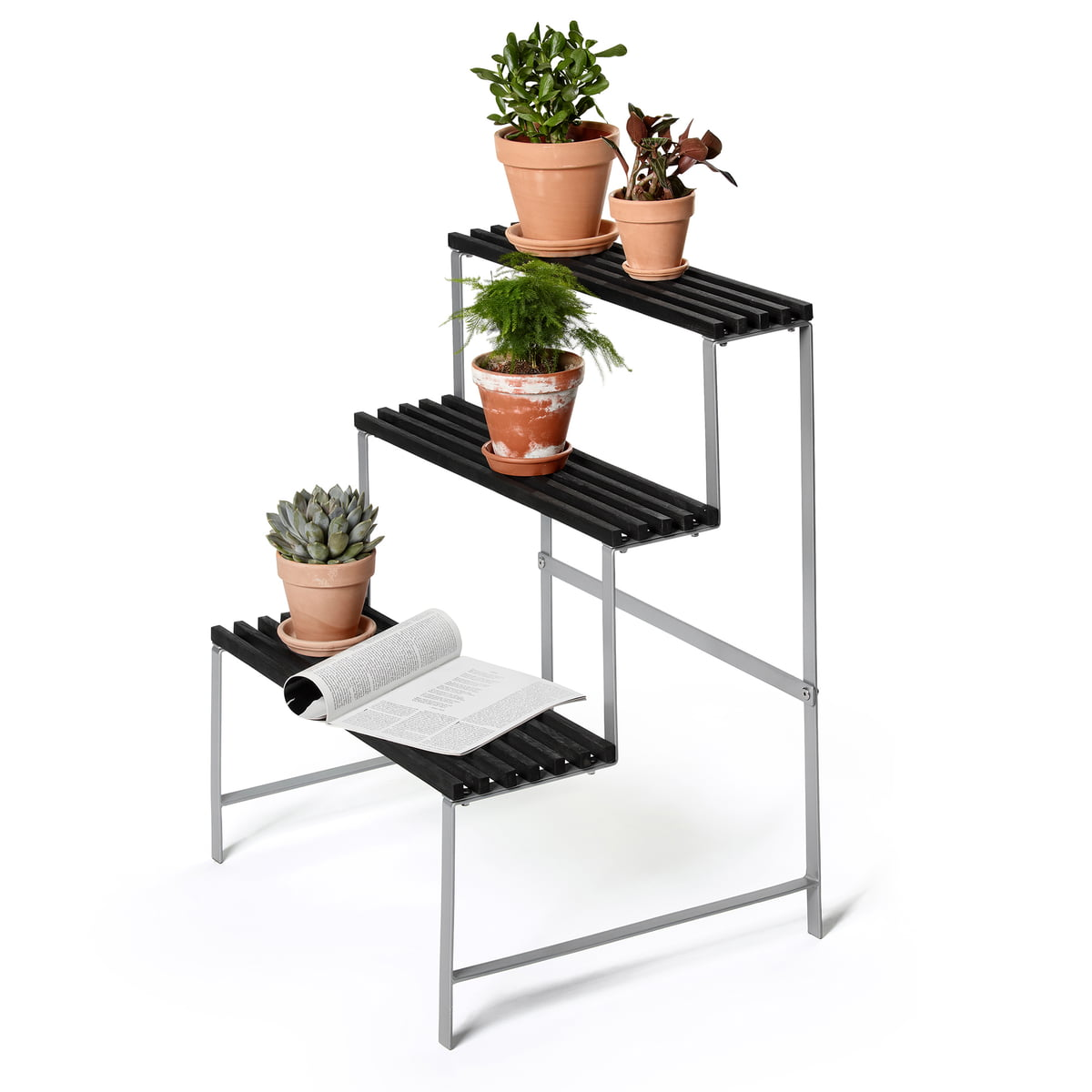 Pot Stand Designs : Flower pot stand by design house stockholm