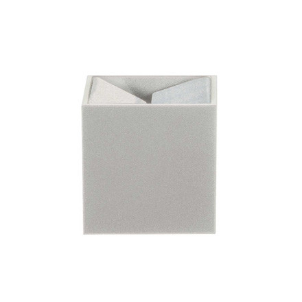 Danese Cubo - small, white