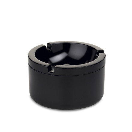 Rosti Mepal - Ashtray with lid, black