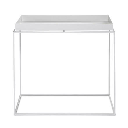 Hay - Tray Table rectangular, 60 x 40 cm, white