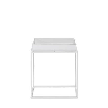 Hay - Tray Table square, 30 x 30 cm, white