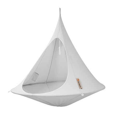 Cacoon - Double Hanging Chair, light-grey