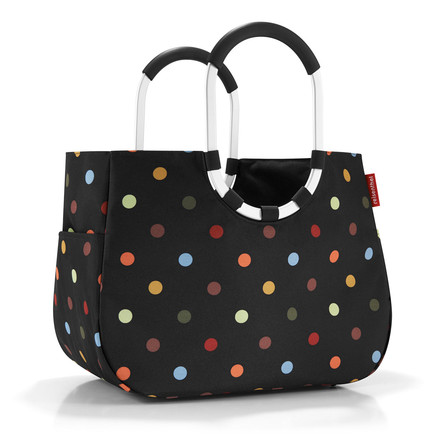 loopshopper L by reisenthel in Dots