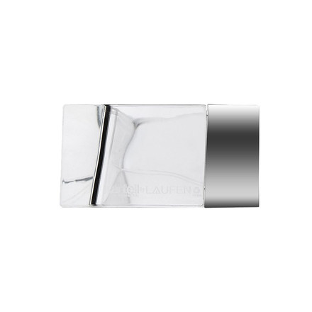 Rail Hand Towel Holder 30 cm by Kartell in clear