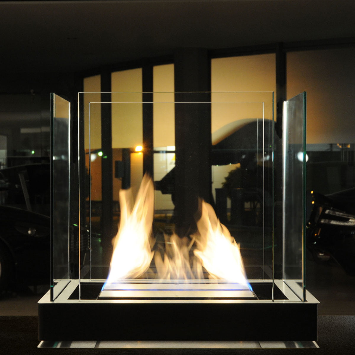 top flame radius design shop. Black Bedroom Furniture Sets. Home Design Ideas