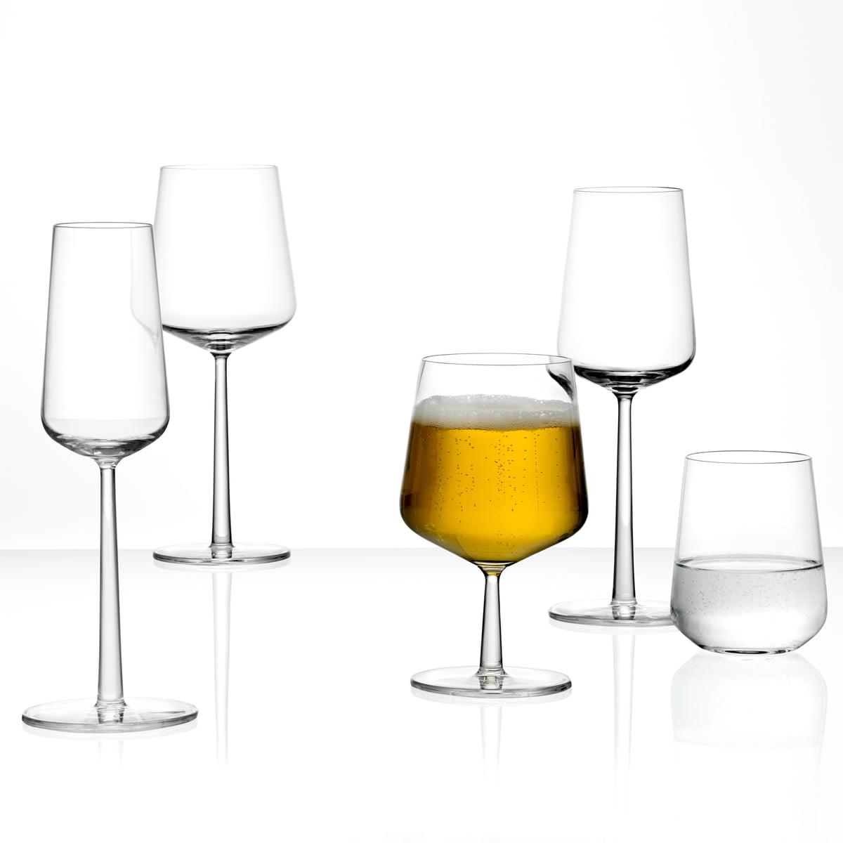 iittala essence glasses connox online shop