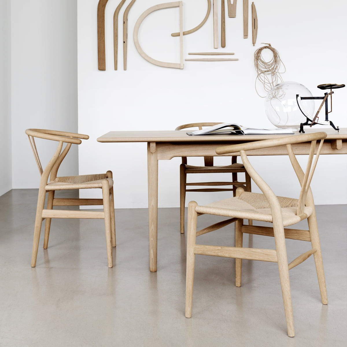 carl hansen ch24 wishbone chair - Wishbone Chair