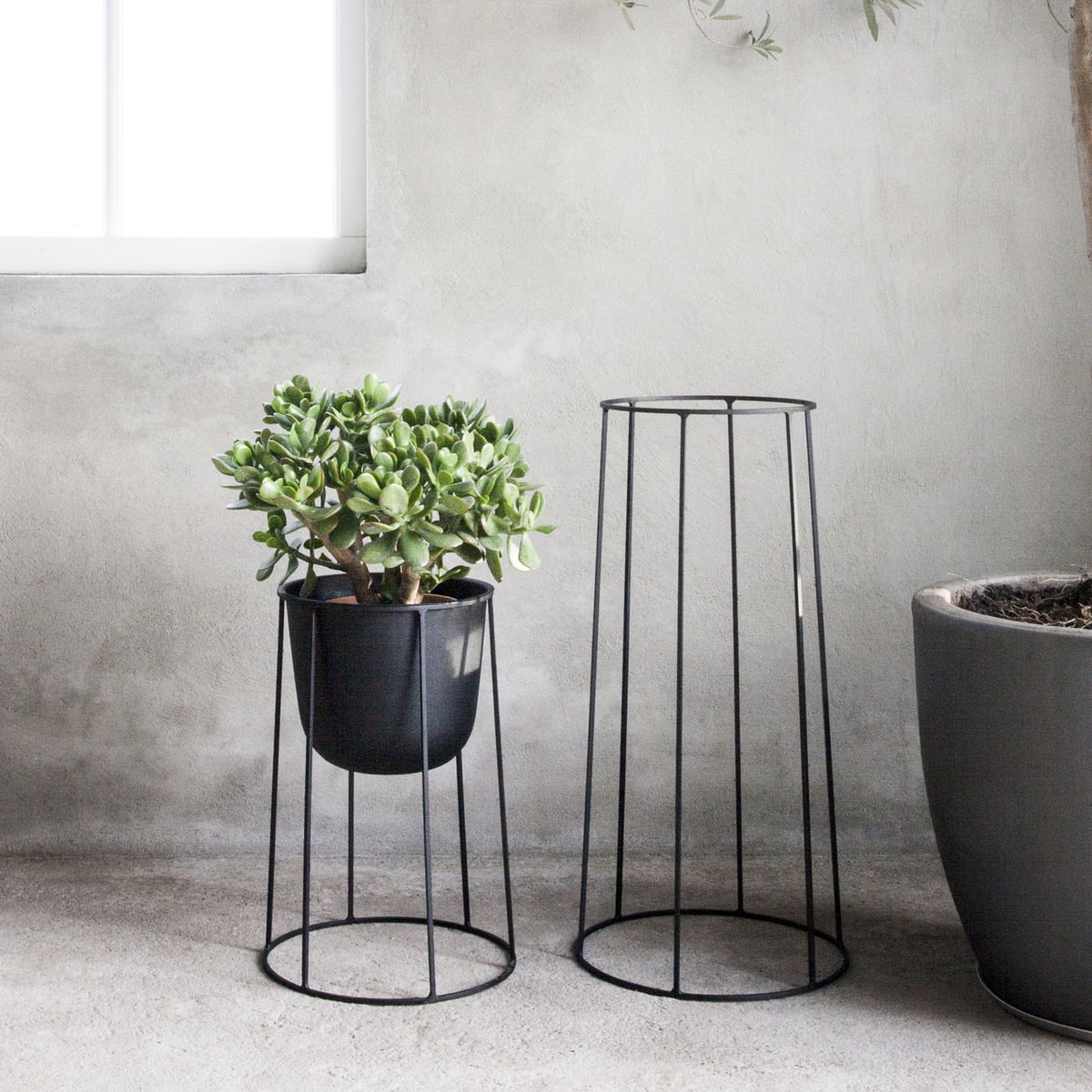 The Wire Pot By Menu In The Home Design Shop