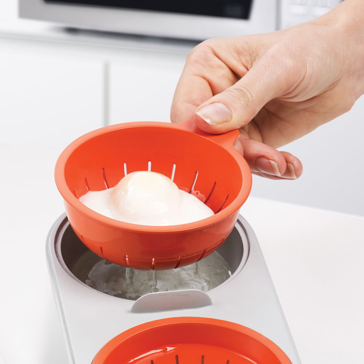 m cuisine microwave egg poacher instructions