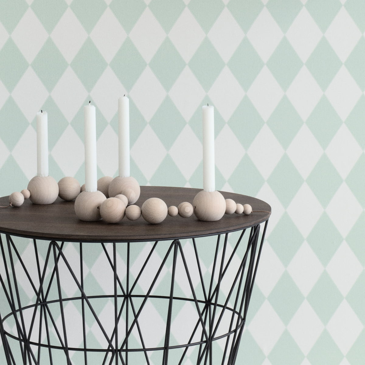 The Small Wire Basket From Ferm Living