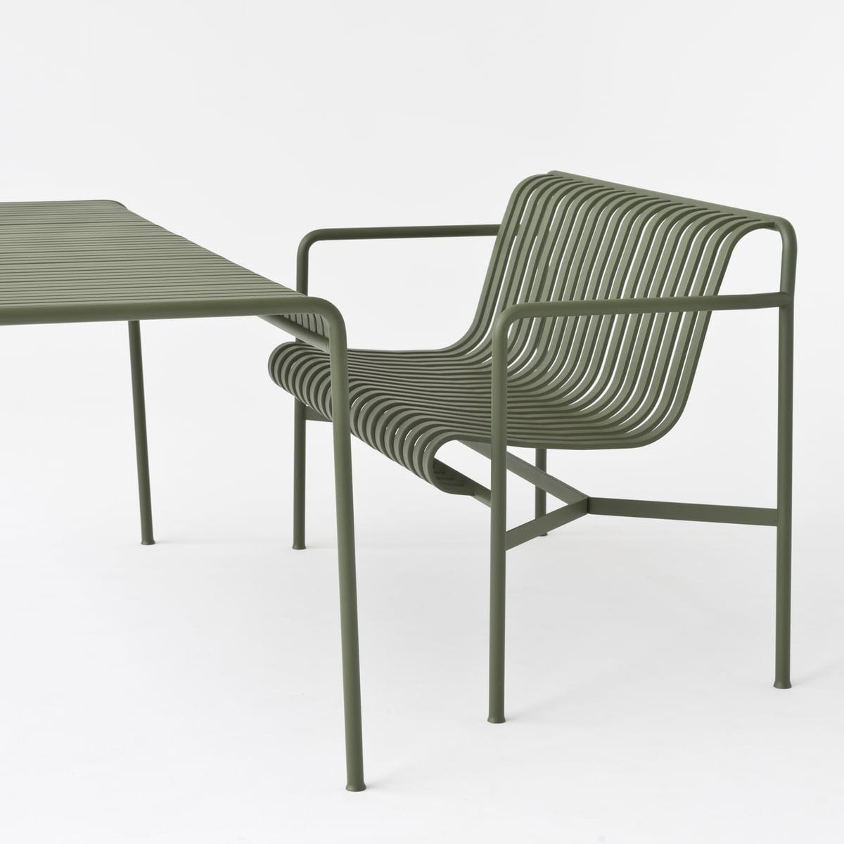 palissade bench by hay connox home design. Black Bedroom Furniture Sets. Home Design Ideas