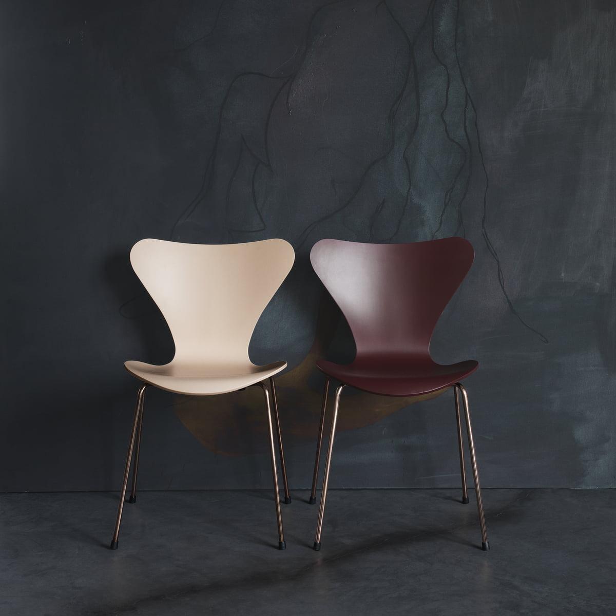 Series 7 Chair Anniversary Edition 2017 By Fritz Hansen