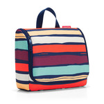 reisenthel - toiletbag XL, artist stripes