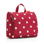 reisenthel - toiletbag XL, ruby dots