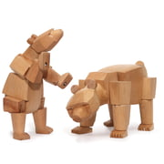 areaware - Wooden Creatures - Ursa the Bear