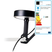 Belux - U-Turn Clip-on Lamp