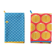 Fermob - Tea Towel Set Melons