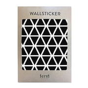 ferm Living - Mini Triangle Wall Sticker