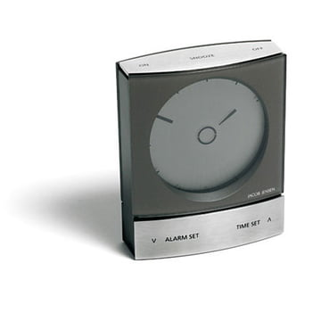 Jacob Jensen - Wake up Clock, athracite
