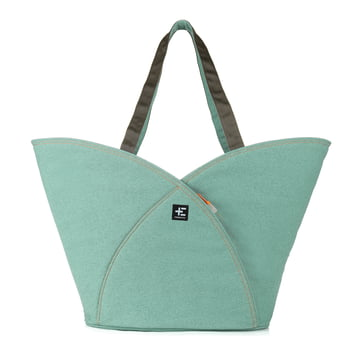 Pua Kopu Beach Bag by Terra Nation in green