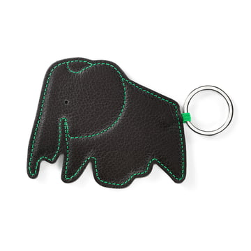 Key Ring Elephant by Vitra in chocolate