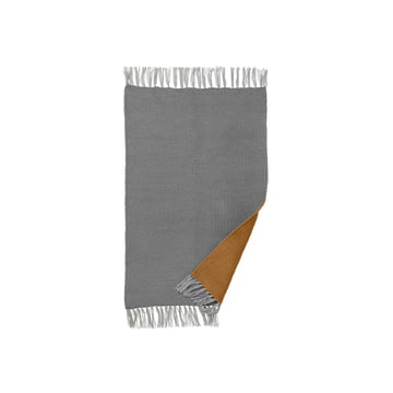 ferm Living - Nomad rug small, 60 x 90 cm, curry
